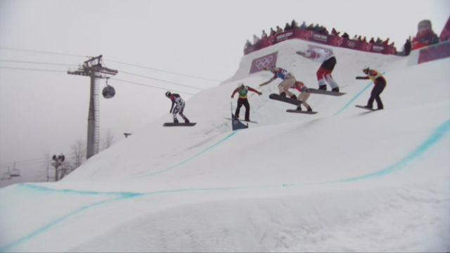 Comprendre le snowboard cross [RTS]