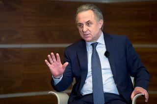 Vitaly Mutko, vice-premier ministre russe en charge des Sports. [Pavel Golovkin - AP/Keystone]