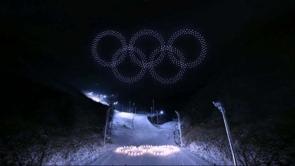 Les Jeux olympiques 2018 sont lancés / Jeux olympiques / 03:02 / le 9 février 2018