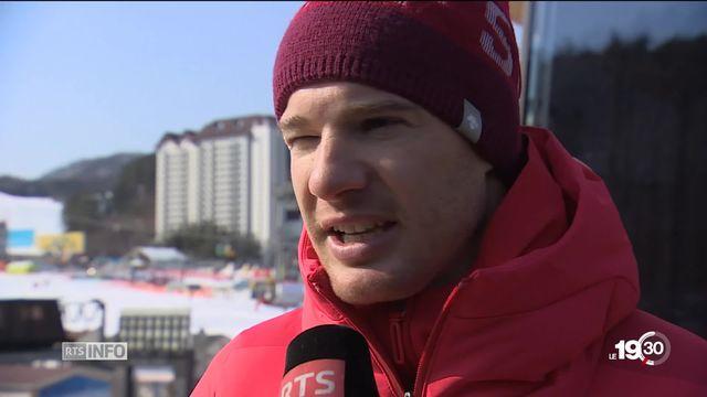 Cérémonie d'ouverture des JO: Dario Cologna portera le drapeau suisse [RTS]