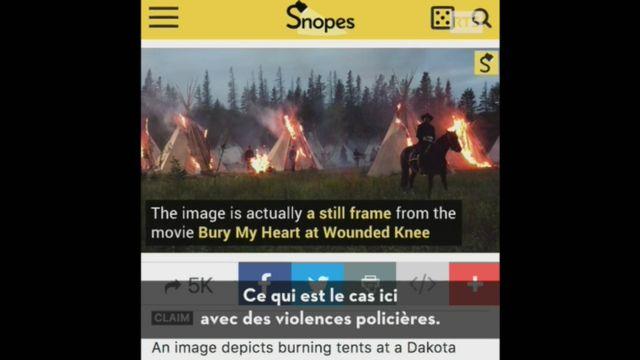 What the Fake: les violences policières [RTS]