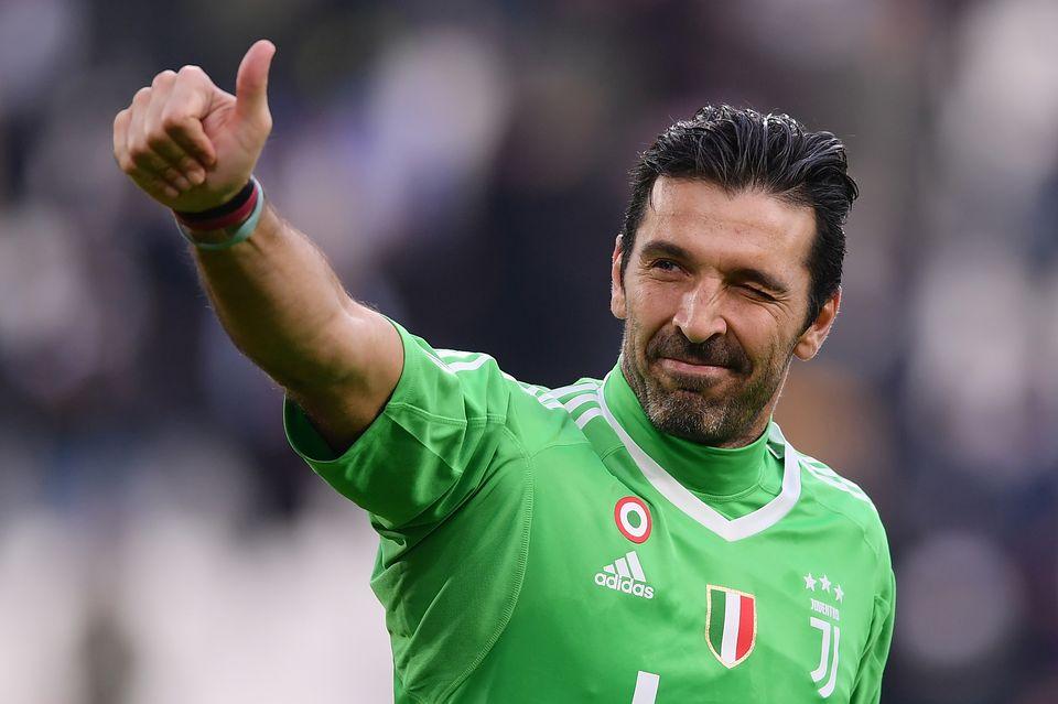 Buffon a vécu une très belle soirée à Florence. [Marco Bertorello - AFP]