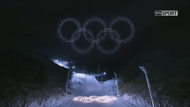 Avant de vous coucher, revivez les meilleurs moments de la première journée de compétition des Jeux de PyeongChang [RTS]