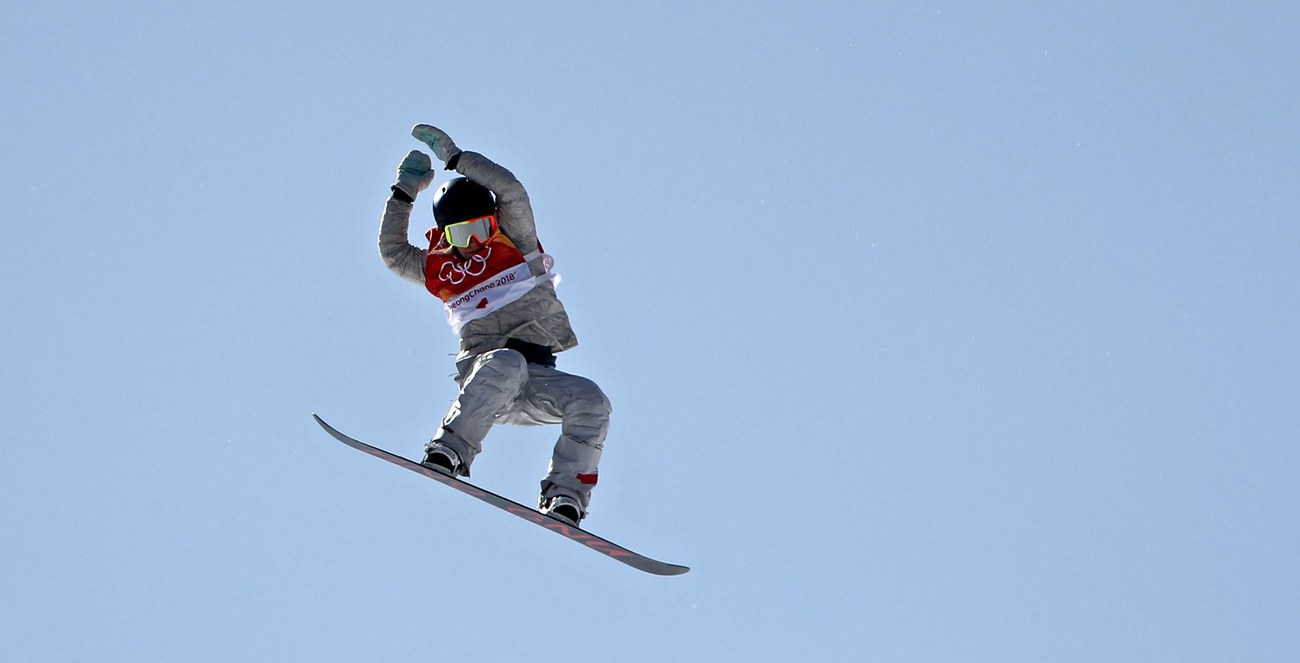 Slopestyle : Jamie Anderson conserve son titre olympique