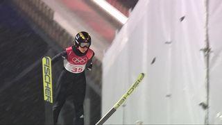 2e manche: 110m et une médaille d'or pour Maren Lundgy (NOR) [RTS]