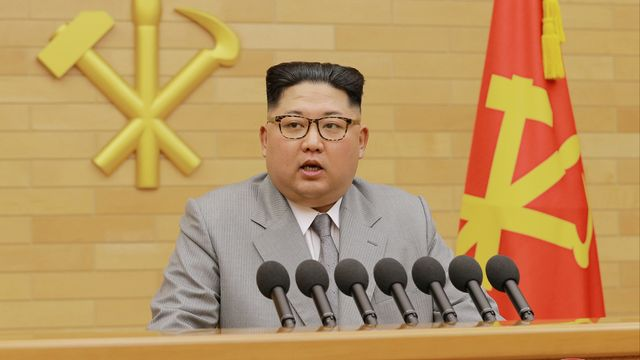 KCNA [Reuters]