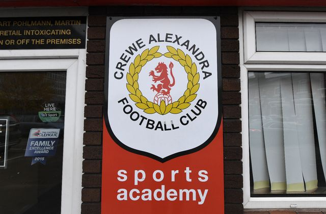 Bennell a entraîné des jeunes dans plusieurs clubs anglais dont celui de Crewe Alexandra (4e division). [Paul Ellis - AFP]