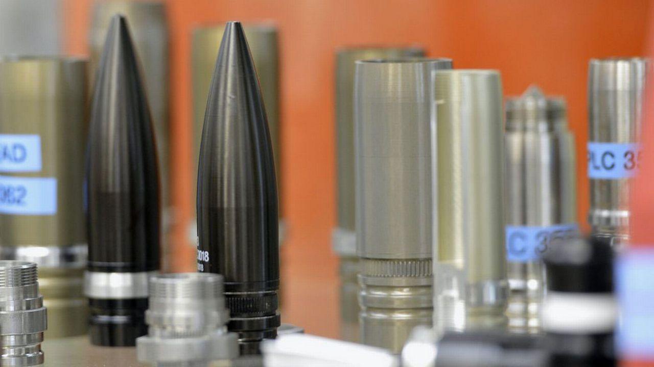 Le DFAE soutient un assouplissement des règles en matière d'exportations de matériel de guerre. [Urs Flüeler - Keystone]