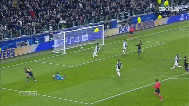 1-8e de finale, Juventus – Tottenham (2-2): Tottenham remonte deux buts à Turin! [RTS]