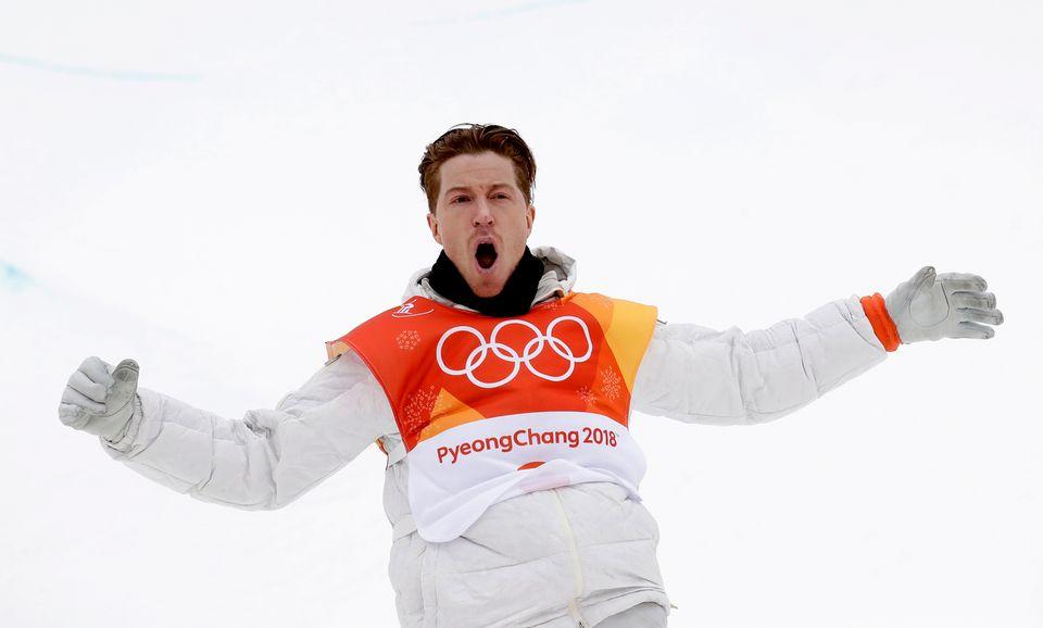 Le roi du snowboard Shaun White a survolé la compétition. [Gregory Bull - Keystone]