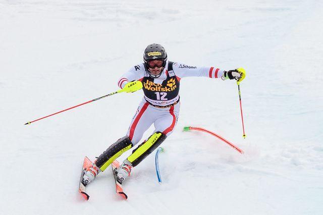 Coupe du monde, Slalom messieurs, 1re manche, Kranjska Gora [JOHANN GRODER - Keystone]