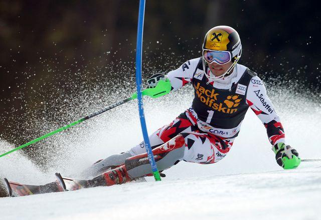 Coupe du monde, Slalom messieurs, 2e manche, Kranjska Gora [Marco Trovati - Keystone]