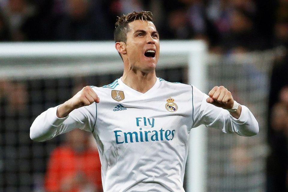 Cristiano Ronaldo a encore soigné ses statistiques mercredi soir. [Juanjo Martin - Keystone]