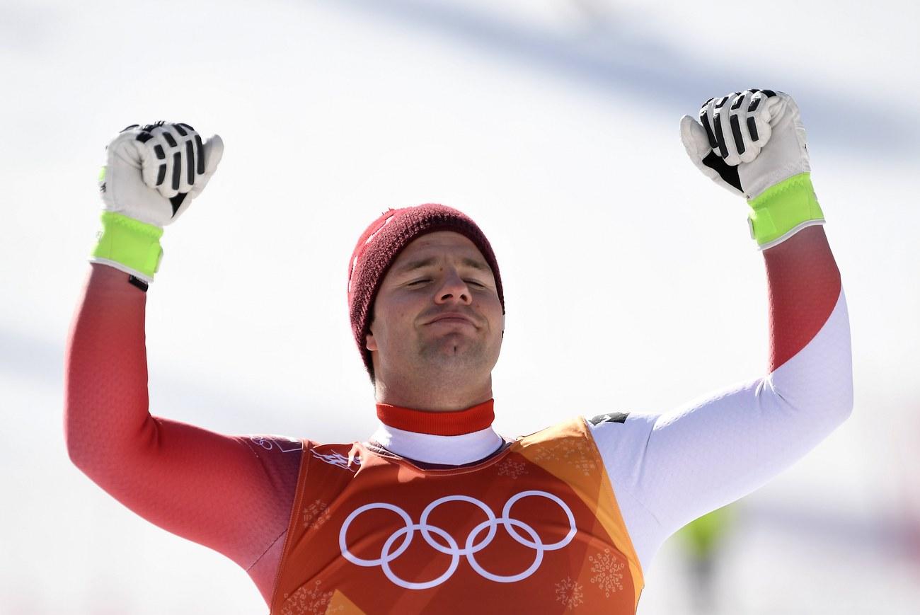 Aksel Lund Svindal, la Norvège prend la bonne pente — Descente