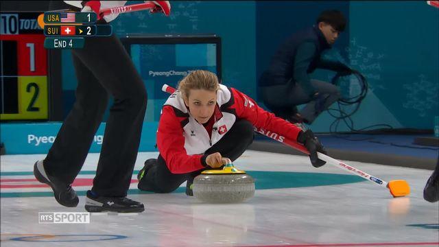 PyeongChang 2018 - Curling: le point sur les équipes de Suisse masculines et féminines [RTS]