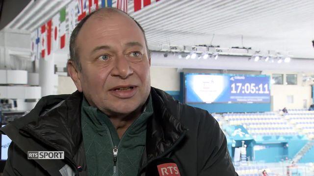 PyeongChang 2018 - Curling: Patrik Loertscher marquait les esprits il y a 20 ans [RTS]