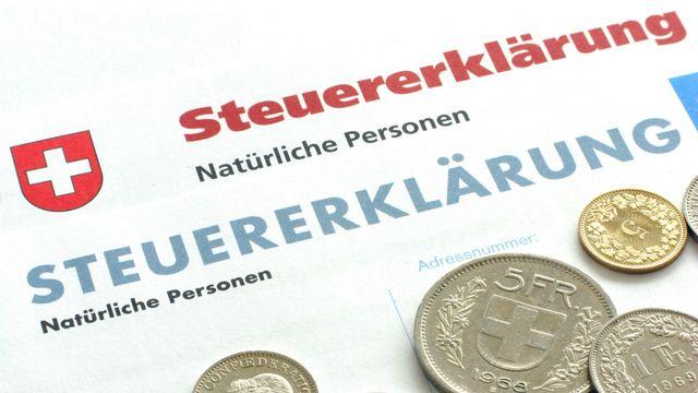 Déclaration d'impôts [© WestPic - Fotolia]