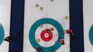 SUI-NOR (6-5): victoire de l'équipe de Suisse [RTS]