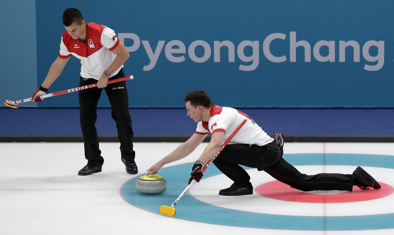 Nouvelle défaite pour l'équipe masculine canadienne — Curling