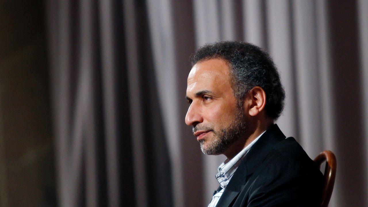 L'islamologue Tariq Ramadan. [Mike Segar - Reuters]