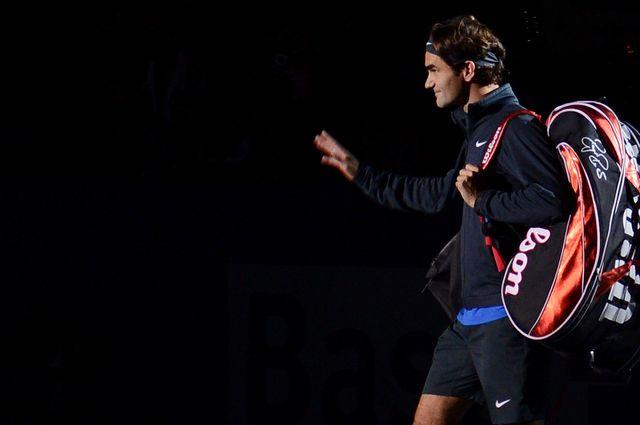 Federer compte désormais 97 titres sur le Circuit ATP. [Melanie Duchene - Keystone]
