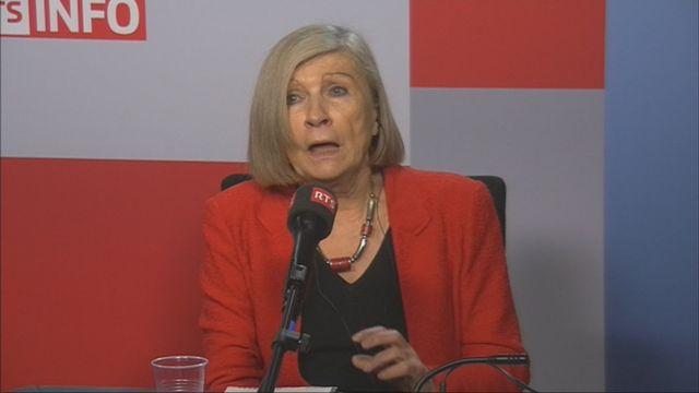 L'invité du 12h30 - La philosophe Chantal Mouffe décortique le fonctionnement des démocraties occidentales (vidéo) [RTS]