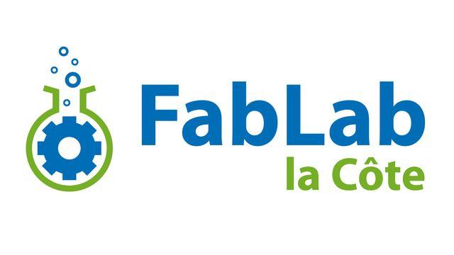 Logo du FabLab de La Côte, à Nyon. fablab-lacote.ch [fablab-lacote.ch]