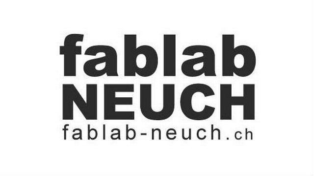 Logo du Fablab de Neuchâtel. fablab-neuch.ch [fablab-neuch.ch]