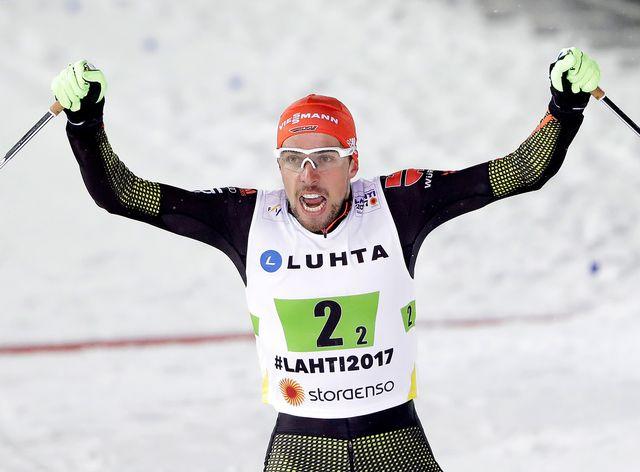 Ski nordique, sprint dames et messieurs, Lahti [Matthias Schrader - Keystone]