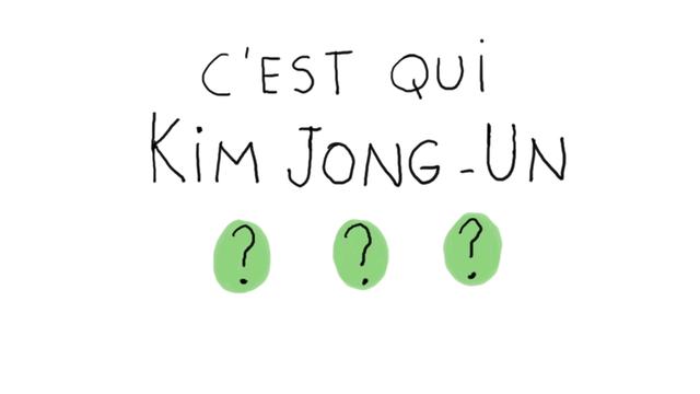 C'est qui Kim Jong-Un? [education.francetv.fr]