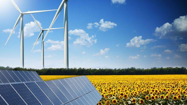Les énergies renouvelables [© adrian_ilie825 - Fotolia]