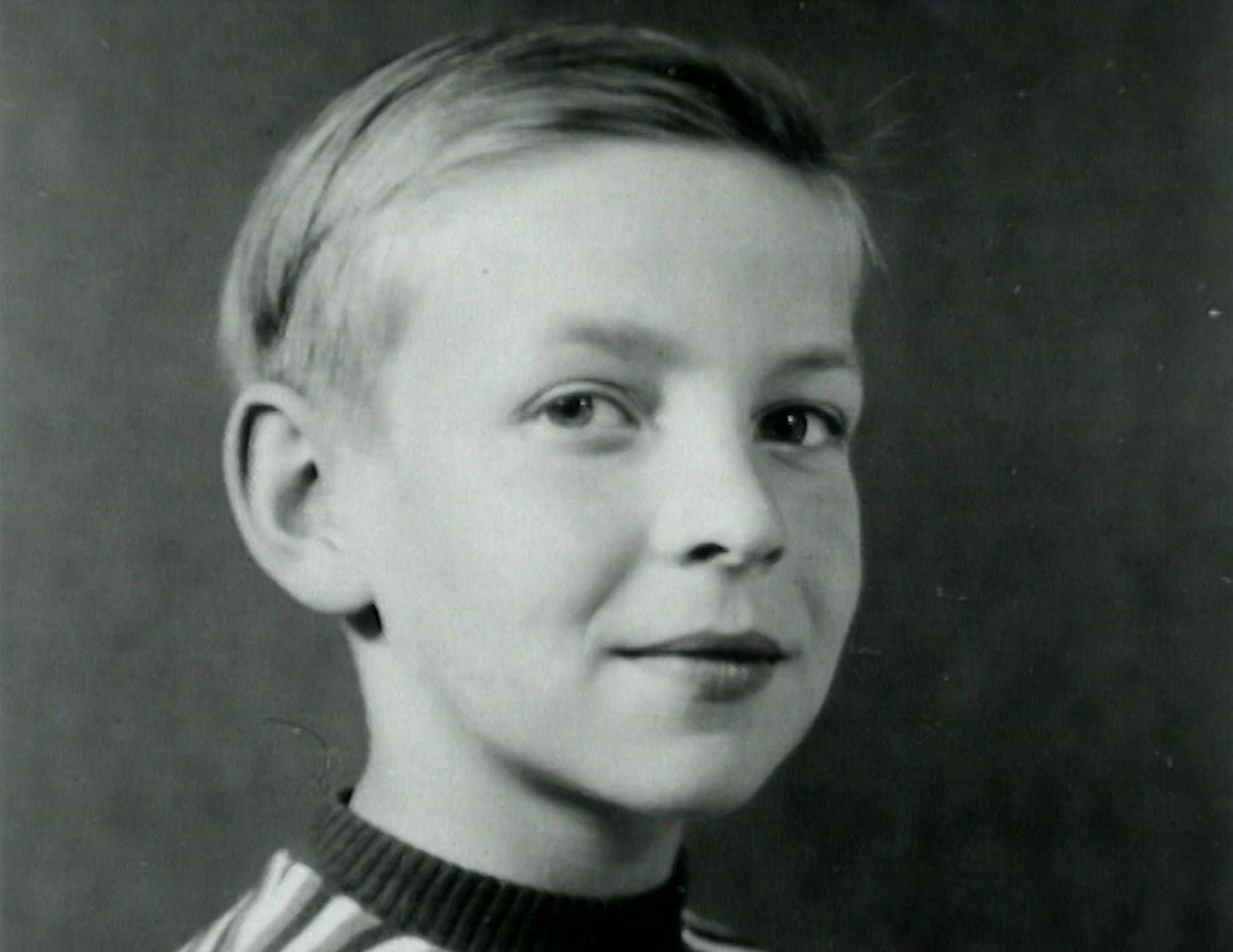 Henri Dès: l'enfance d'un chanteur
