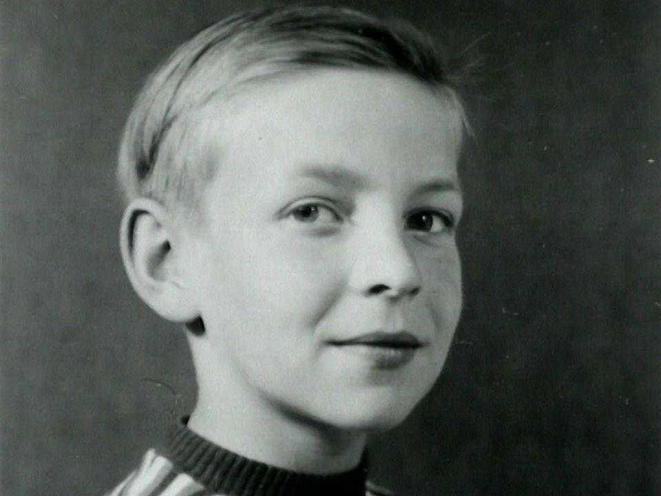 Henri Dès: l'enfance d'un chanteur [RTS]