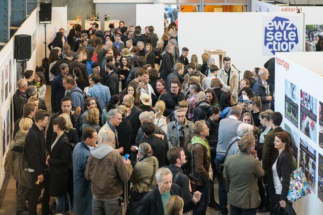 Les photos du Swiss Photo Award sont exposées chaque année à la Photobasteil de Zurich. [vfg.selection]