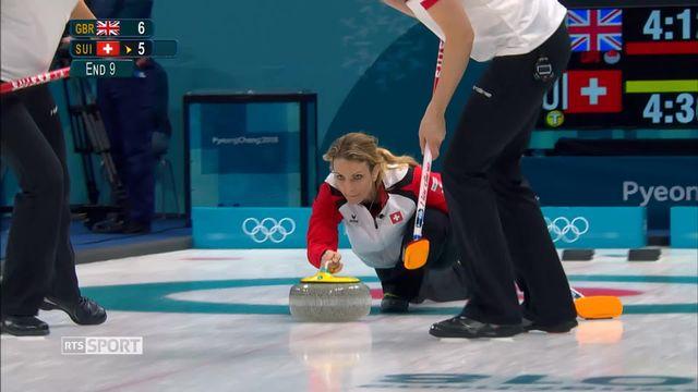 JO - Curling: fin de l'aventure pour l'équipe de Suisse féminine [RTS]
