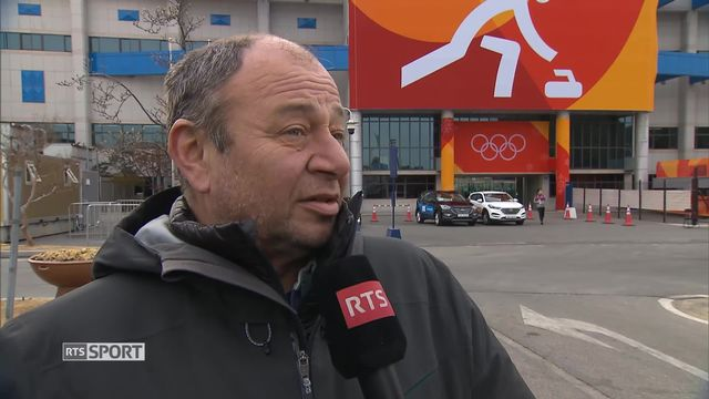 JO - Elimination de l'équipe de Suisse fe éminine: l'analyse de Patrik Lörtscher [RTS]