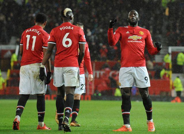 L'armada offensive de Manchester United se déplace à Séville