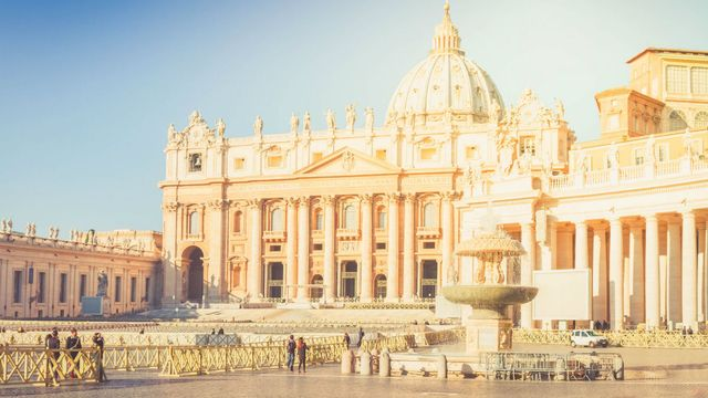 Le Vatican [© neirfy - Fotolia]