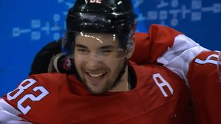 Hommes, SUI-GER 1-1: Simon Moser égalise pour l'équipe de Suisse [RTS]