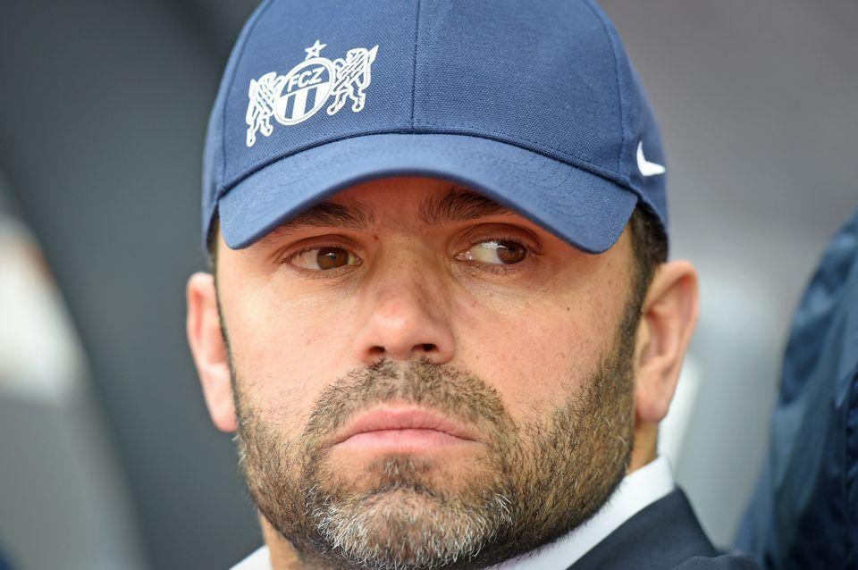Uli Forte n'est plus le coach de Zurich. [MELANIE DUCHENE - Keystone]