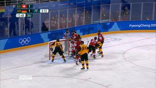 JO - Hockey: l'équipe de Suisse masculine s'incline face à l'Allemagne [RTS]