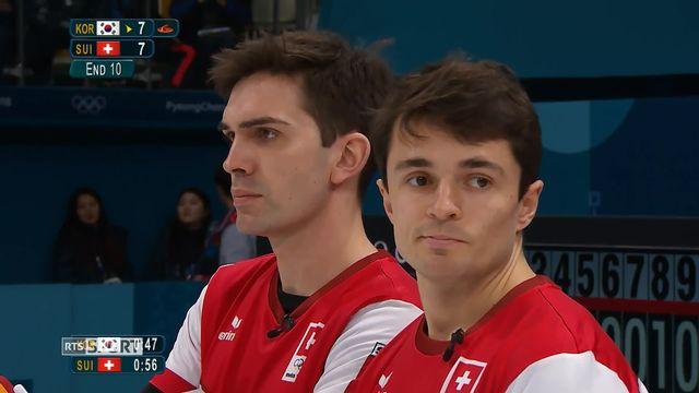 JO - Curling: deux défaites pour l'équipe de Suisse masculine [RTS]
