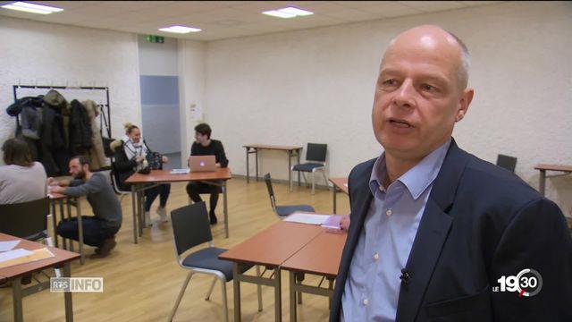 Clandestins à Genève: premier bilan de la régularisation [RTS]