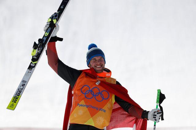 Marc Bischofberger a apporté une 8e médaille à la Suisse en Corée du Sud. [Issei Kato - Reuters]