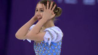 Danse programme court dames: le passage d'Alexia Paganini (SUI) [RTS]