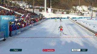 Sprint par équipes dames: Van der Graaff et Faehndrich se qualifient pour la finale [RTS]