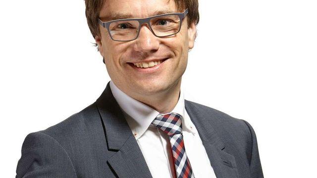 Le politologue Lukas Golder, co-directeur de l'institut gfs.bern. [DR]