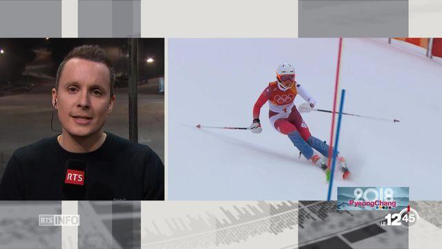 JO PyeongChang: le point avec Romain Roseng, sur place [RTS]