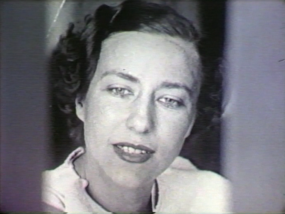 L'écrivaine suisse Alice Rivaz. [RTS]