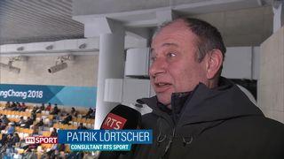 Curling - Finale manquée des Suisses: le point avec Patrik Lörtscher [RTS]